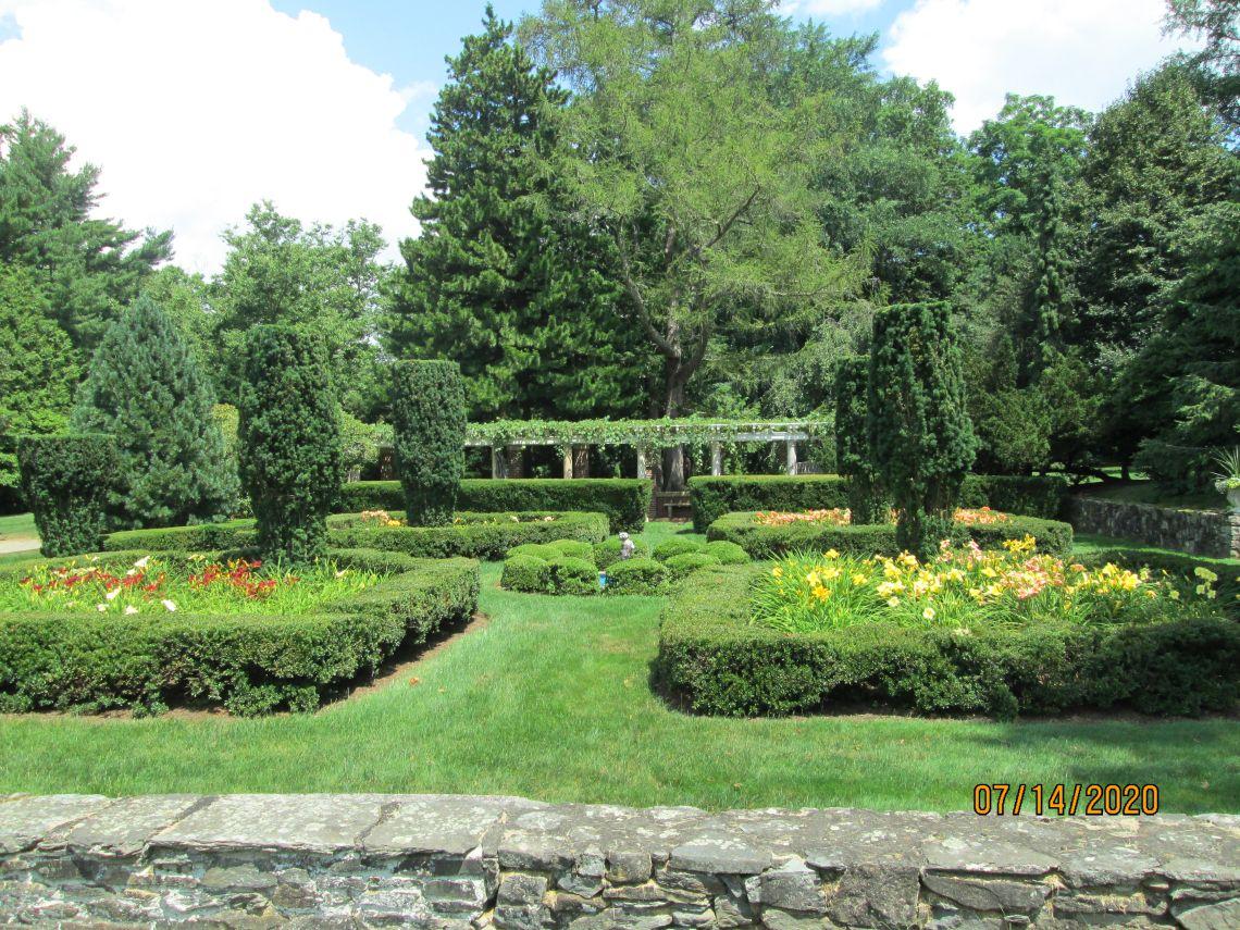 Arboretum Formal Garden