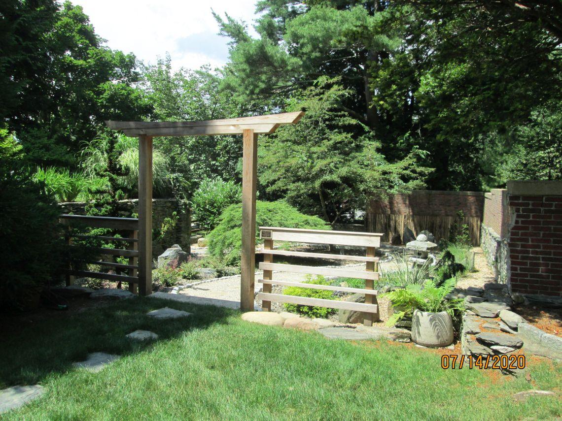 Arboretum Japanese Garden