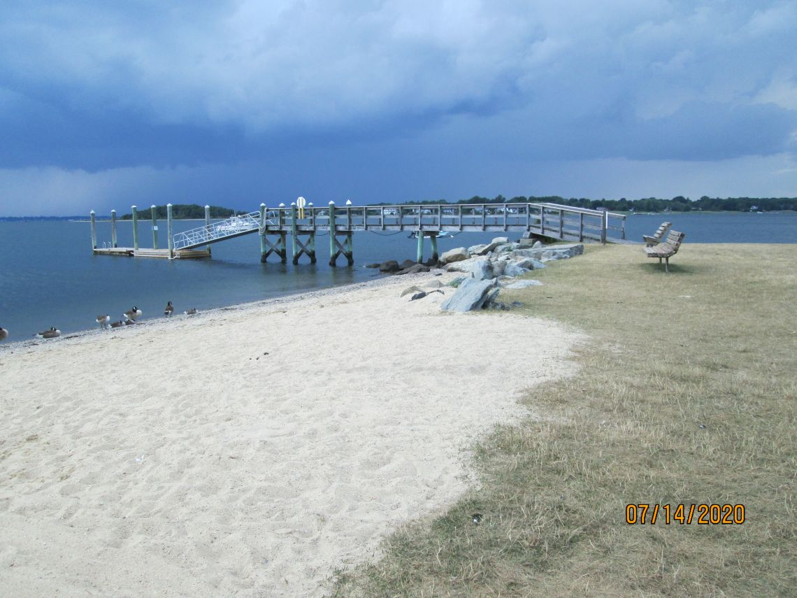 Beach and Dock