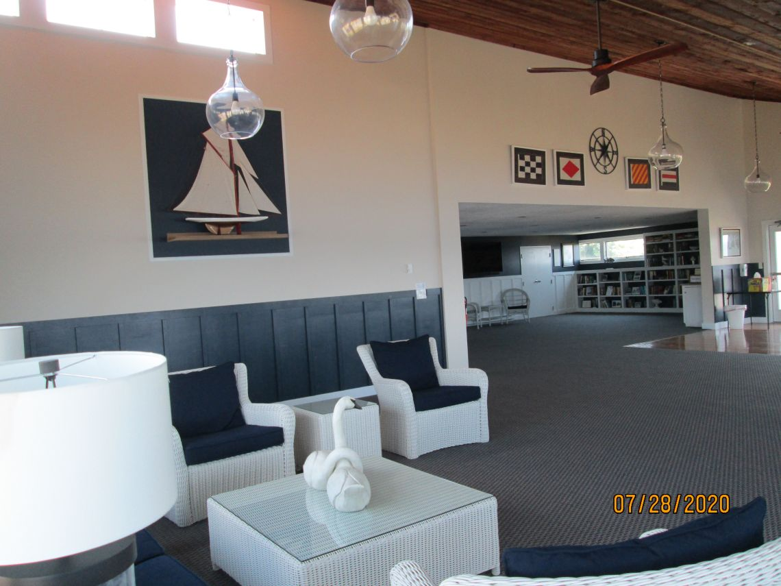 Yacht Club Interior 1